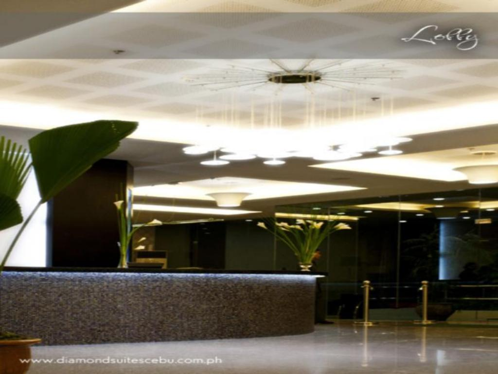 Lobby Diamond Suites & Residences