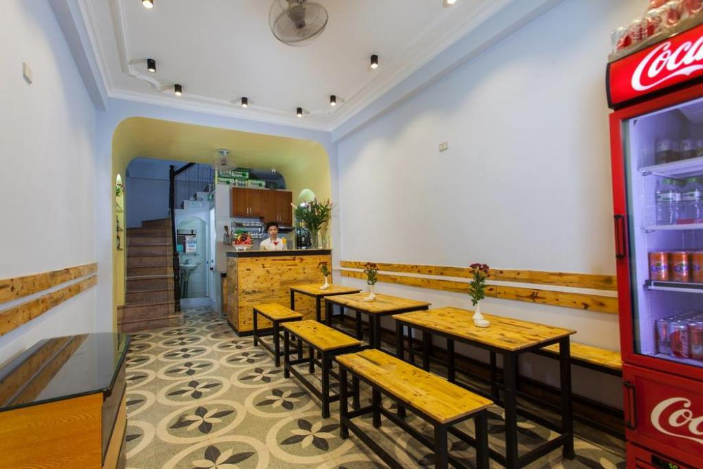 Restauracja Backpacker Hanoi Hostel