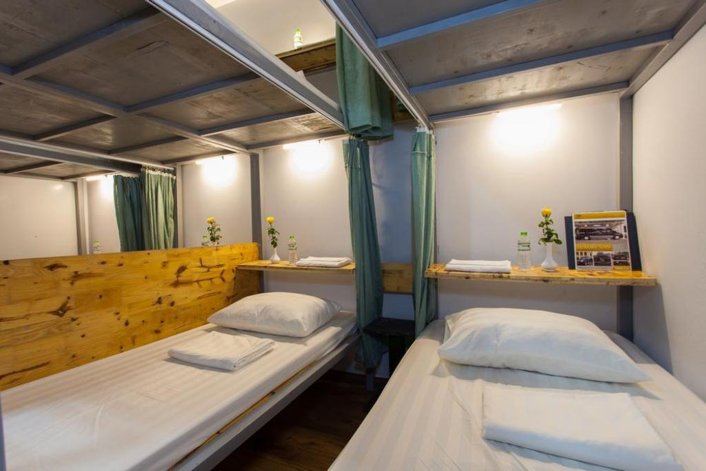 Backpacker Hanoi Hostel