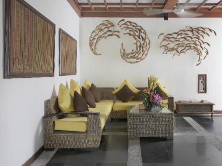 Lobby The Jas Villas