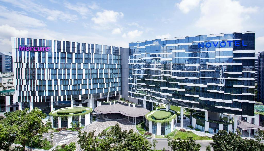 More about Novotel Singapore On Stevens