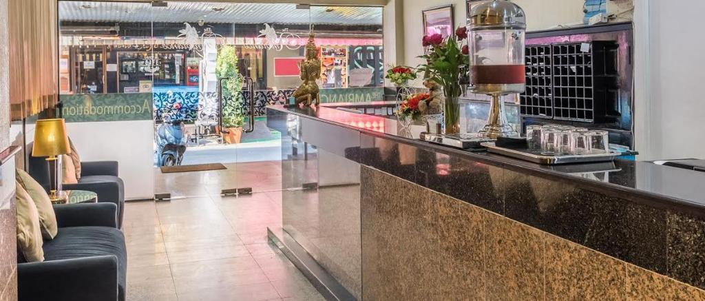 ambiance hotel pattaya thailand