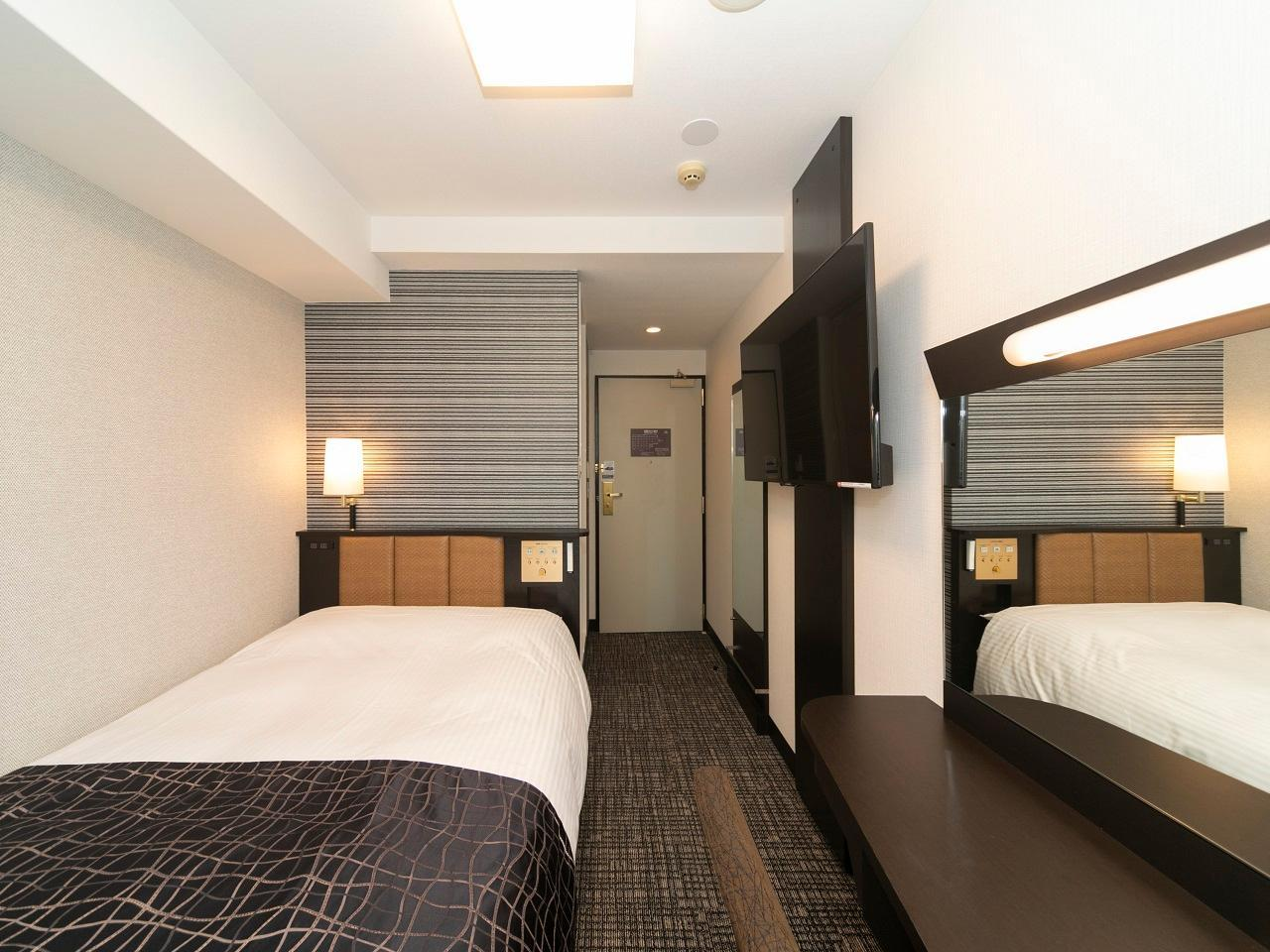 Day Use - Semi Double Room - Max 11 Hours Between 8:00 and 19:00 (11 hour use Only)