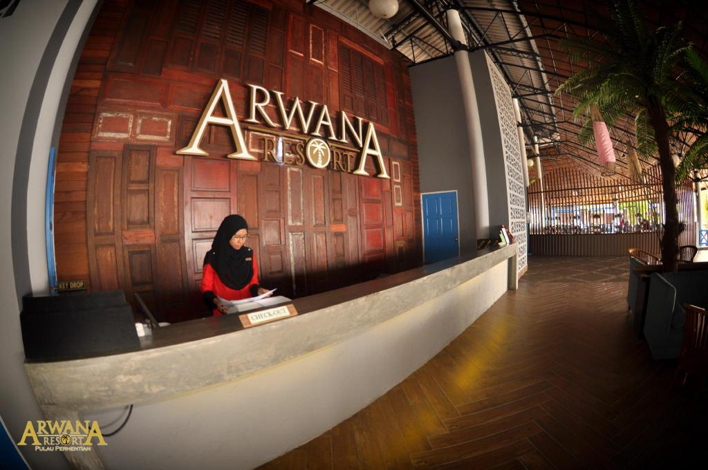 Lobby Arwana Perhentian Eco Resort & Beach Chalet