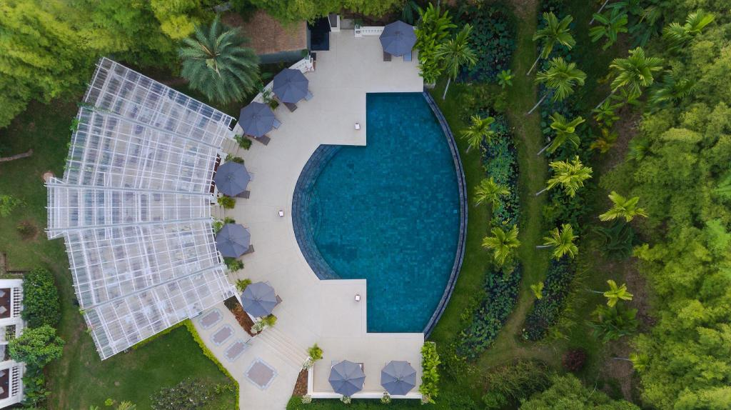 Swimming pool [outdoor] The Luang Say Residence