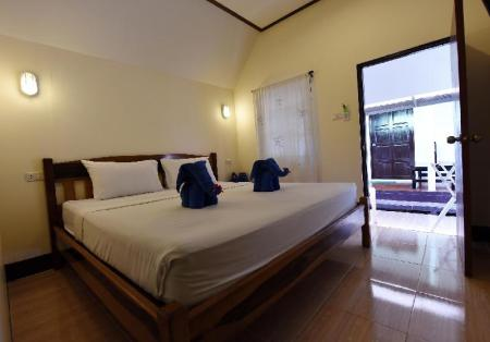 Bungalow - Bed Phi Phi Twin Palms Bungalow