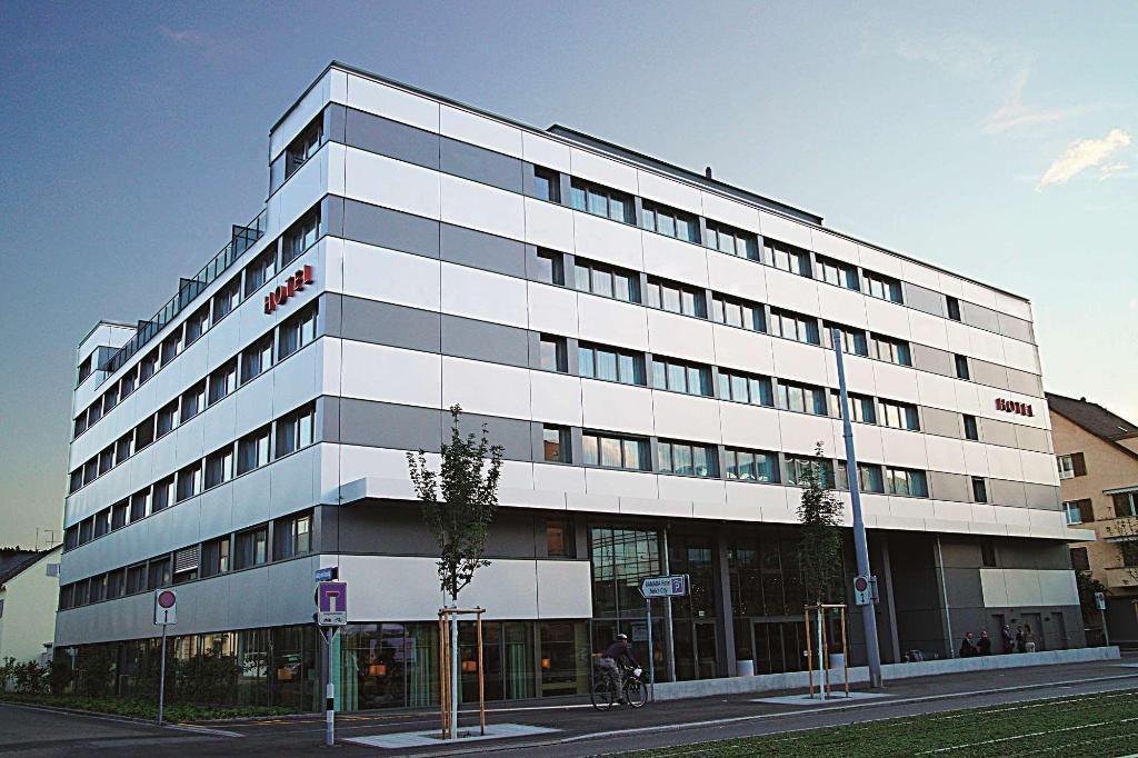 チューリッヒ ホテル