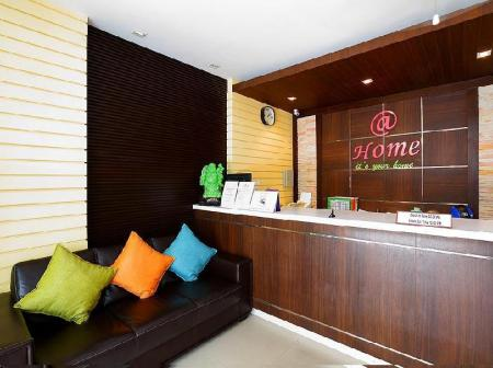 Лобби '@ Home Boutique Hotel Patong
