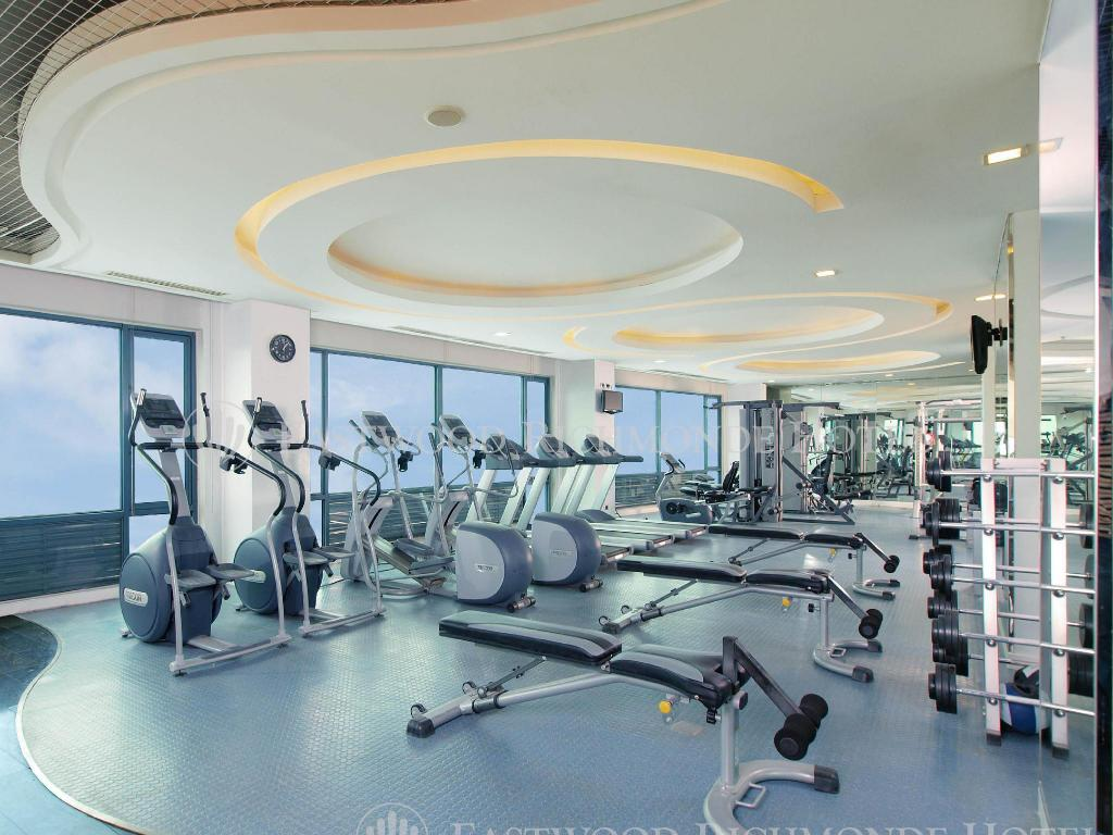 Fitness center Eastwood Richmonde Hotel