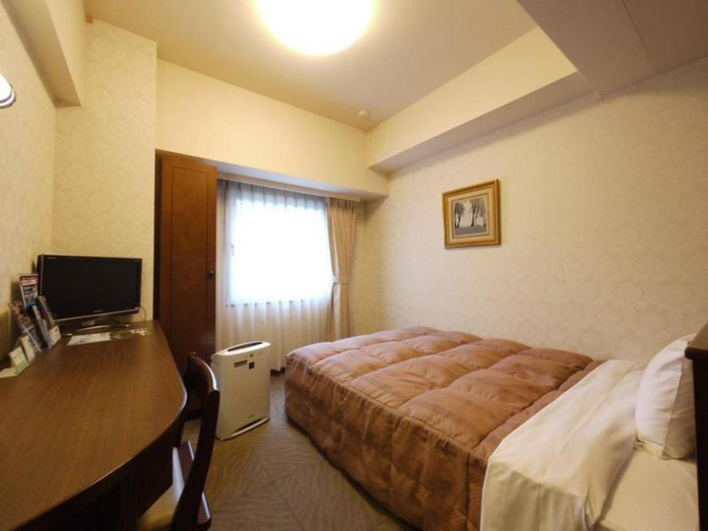 Single Non Smoking - Bed Hotel Route Inn Yokohama Bashamichi