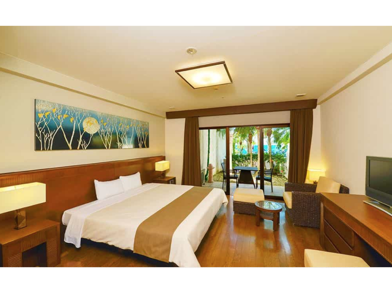 海景雙人房(分館) - 禁菸 (Annex Ocean View Double Room - Non-Smoking)