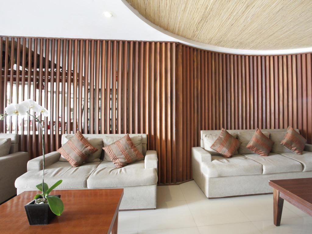 Lobby Grand La Villais Villa and Spa Seminyak