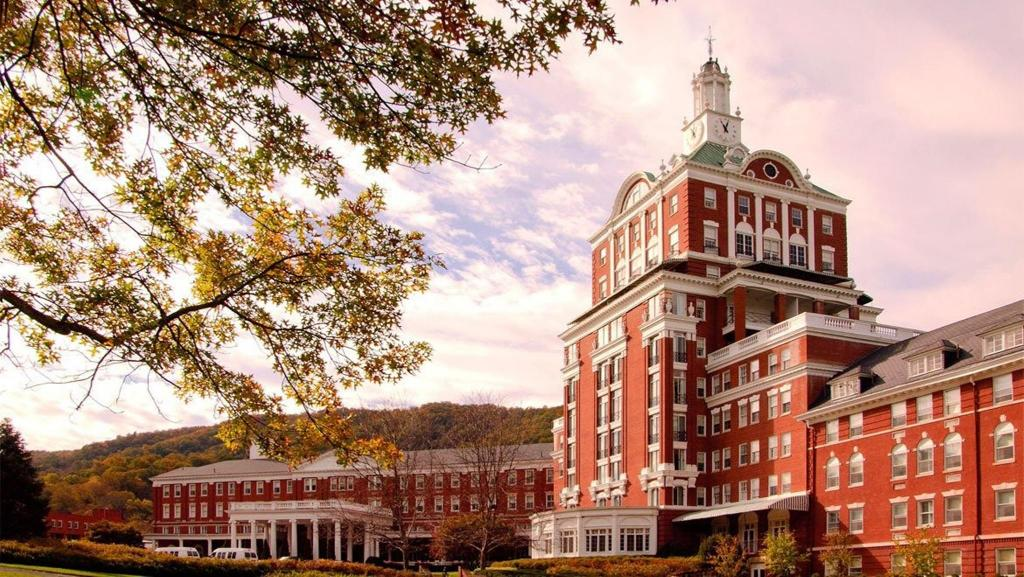 More about The Omni Homestead Resort
