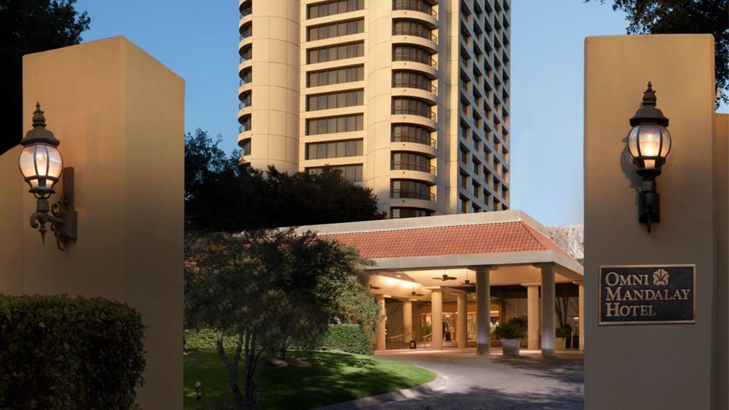 Omni Mandalay Hotel At Las Colinas In Irving Tx Room Deals