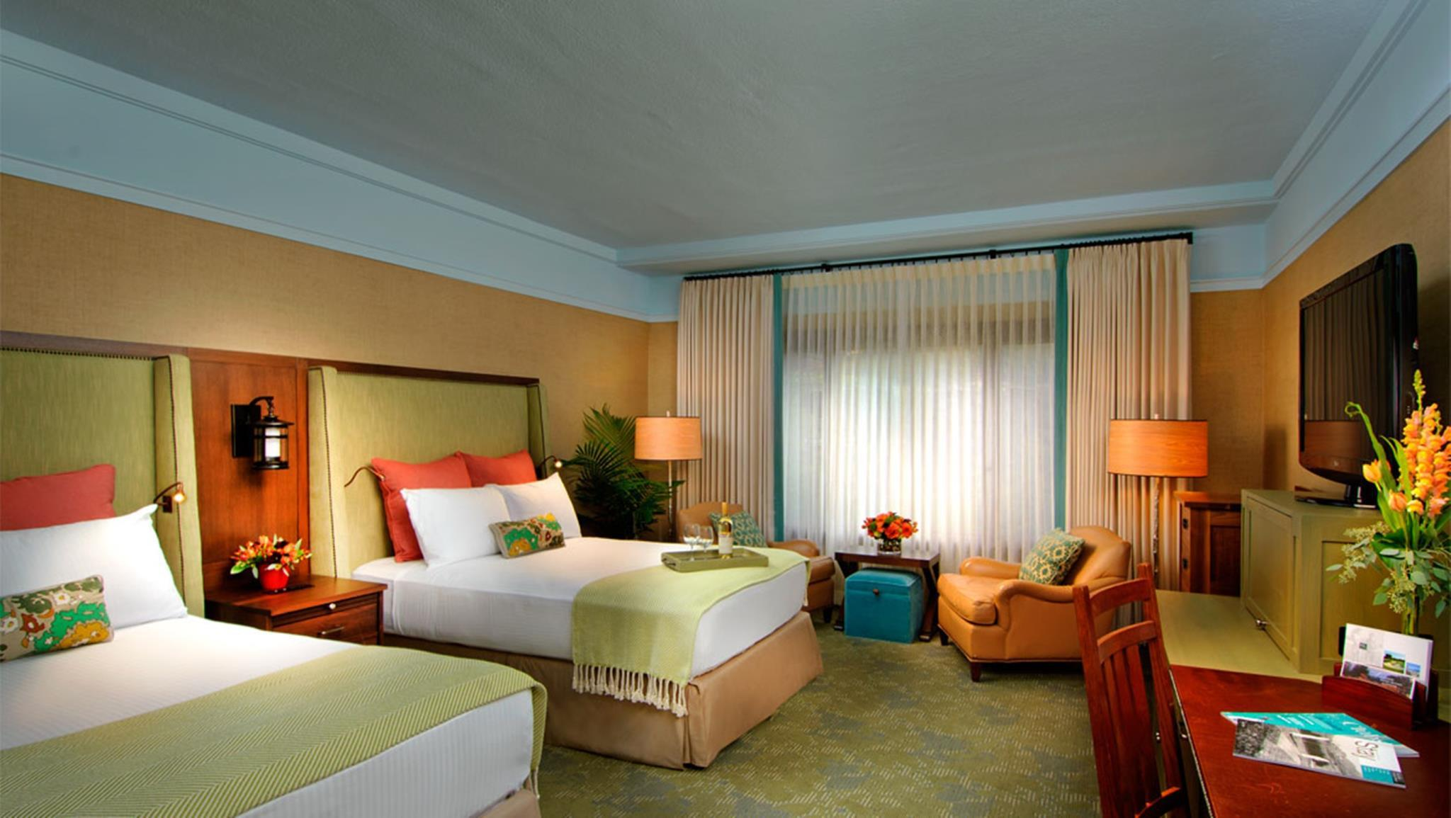 Omni grove park inn spa in asheville nc room deals - 2 bedroom suites in asheville nc ...