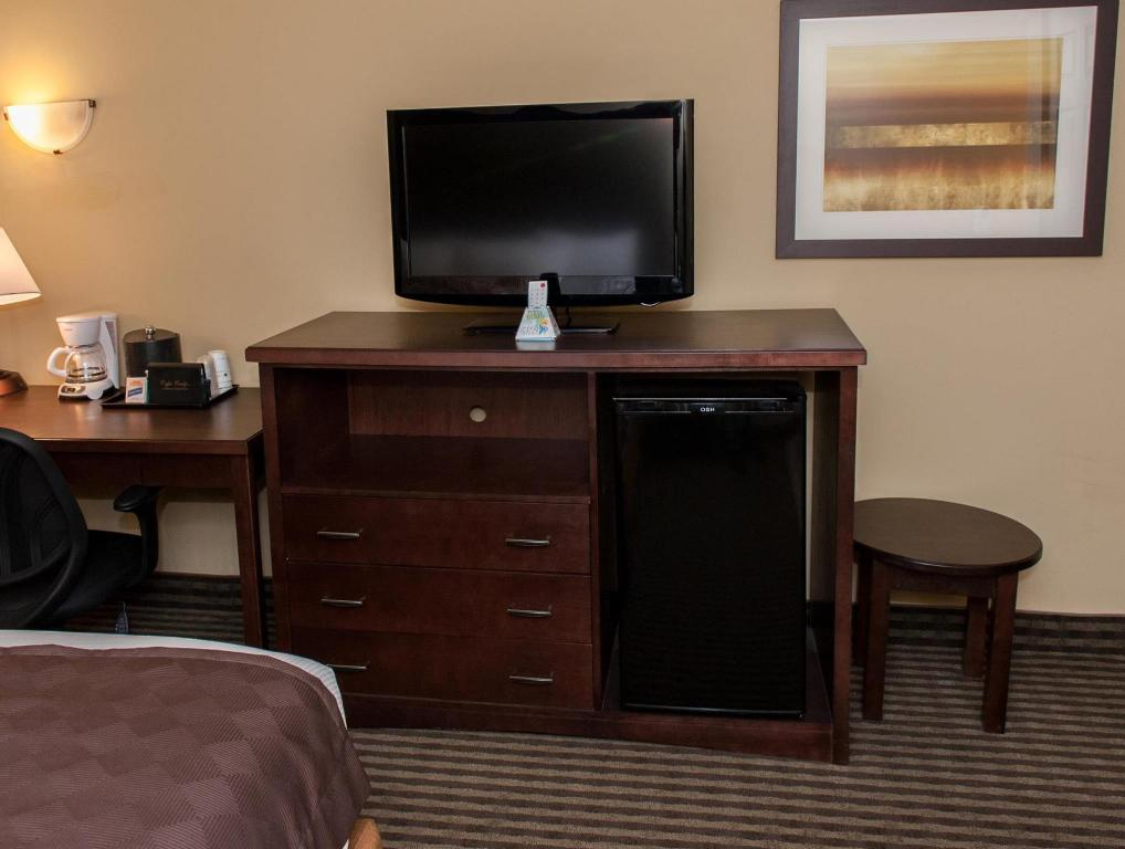 Hotellet indefra Best Western Maple Ridge