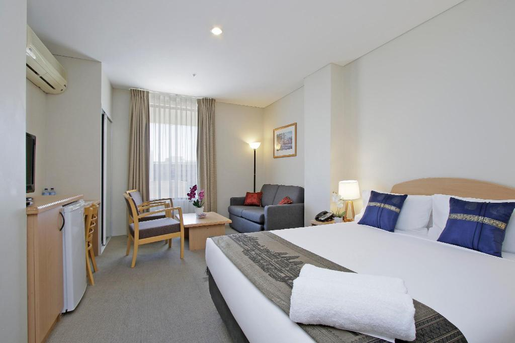Deluxe rom - Seng Perth CIty Executive Apartments