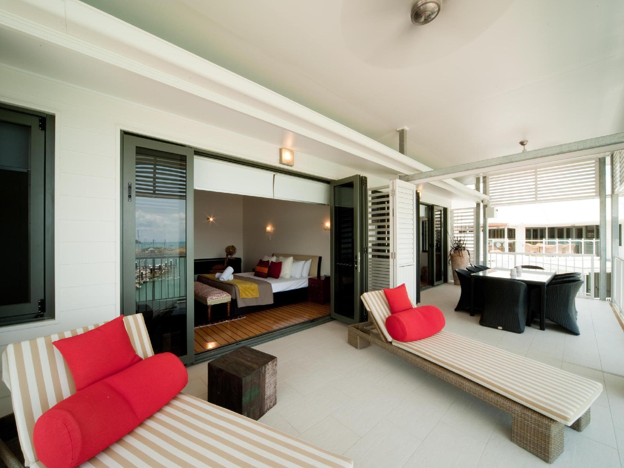 2 Bedroom Apartment   Guestroom Mantra Boathouse Apartments