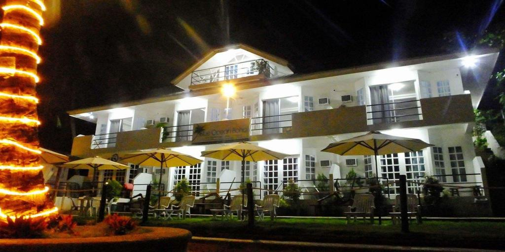 Exterior view Blue Ocean Bohol Beachfront
