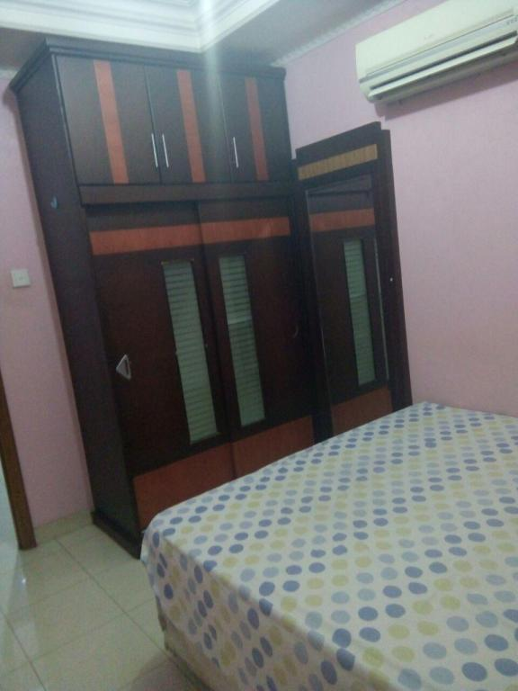 Interior view 2 BR Apartment Mediterania Gajah Mada - Room 3