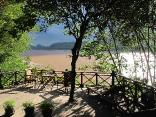 Jumbo Guesthouse on the Mekong