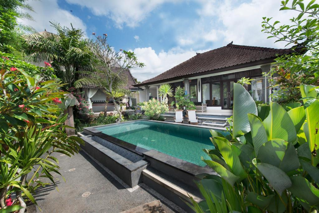 Swimming pool [outdoor] Pondok Anastasia, 2 BR Villa with Private Pool