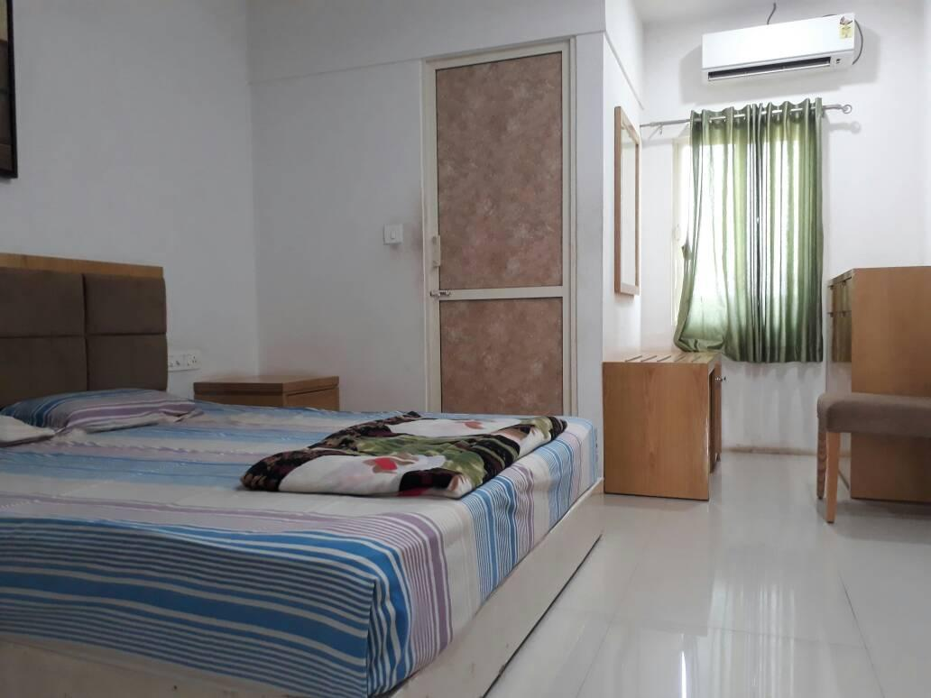 Double Bed AC Room (Double Bed Ac Room)