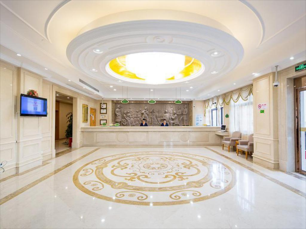 Vienna International Hotel Shanghai Pudong Airport South Branch In China