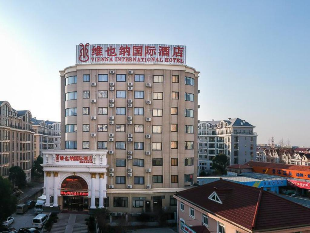 Pvg Shanghai Pudong Airport Hotel