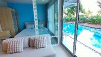 BLU 1 Bed Pool Access