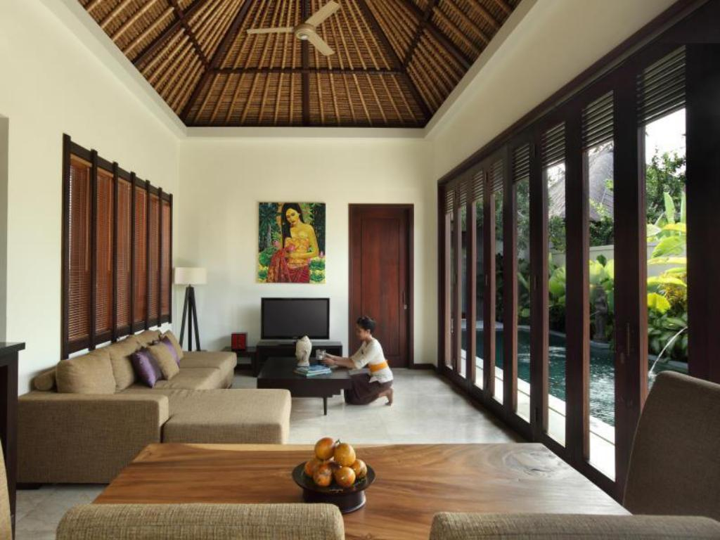 Interior view Mahagiri Villas Sanur