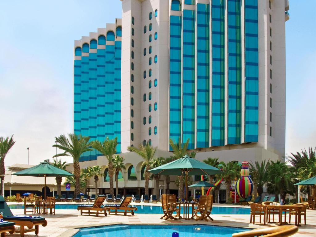 Sheraton Dammam Hotel & Convention Centre
