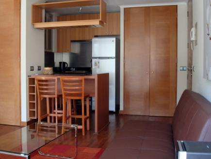 一卧室公寓-Av. Nueva Providencia 2170 (One-Bedroom Apartment-Av. Nueva Providencia 2170)