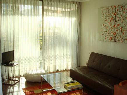 两卧室公寓-Av. Nueva Providencia 2170 (Two-Bedroom Apartment-Av. Nueva Providencia 2170)