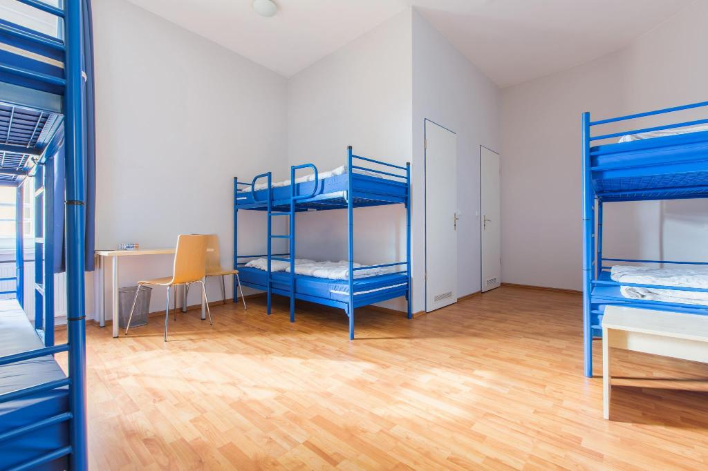 Single Bed in 6-Bed Dormitory Room - Bed a&o Dortmund Hauptbahnhof