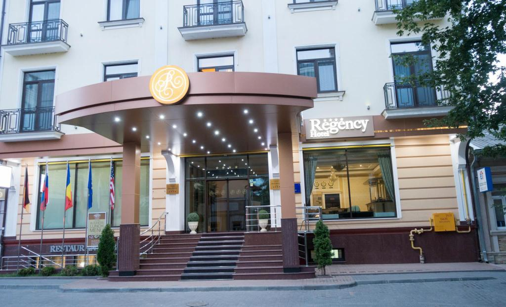Meer over Regency Hotel Chisinau