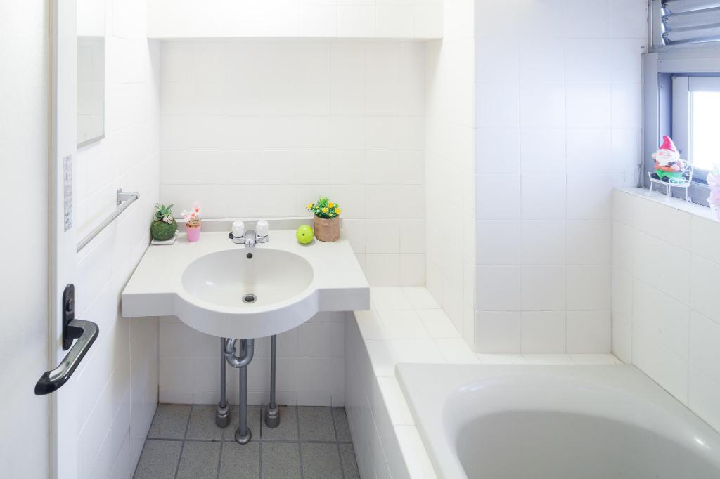Bathroom 7mins to Shibuya station/Romantic Room / Room No6