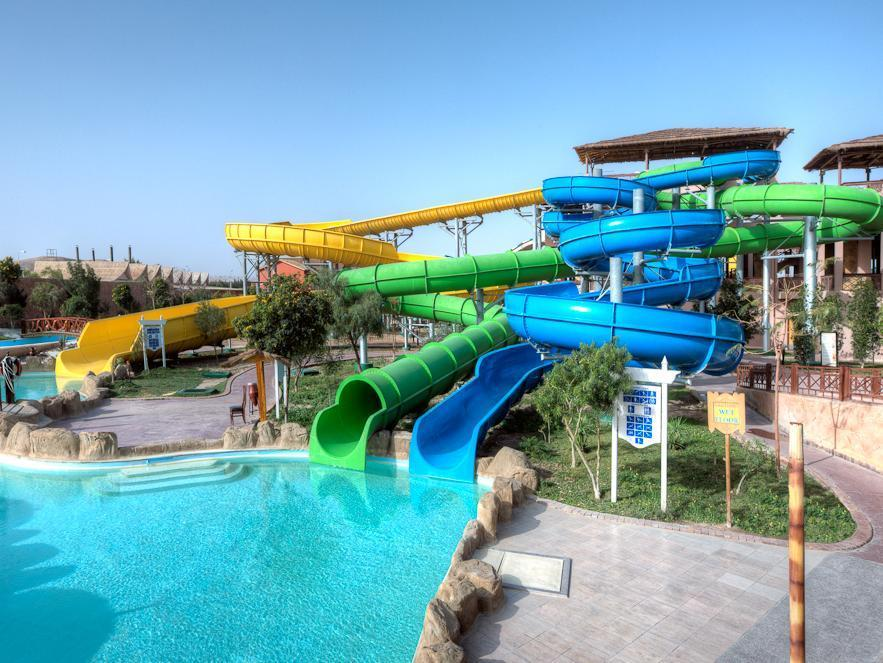 Waterpark Jungle. Hurghada - a paradise in Egypt 18