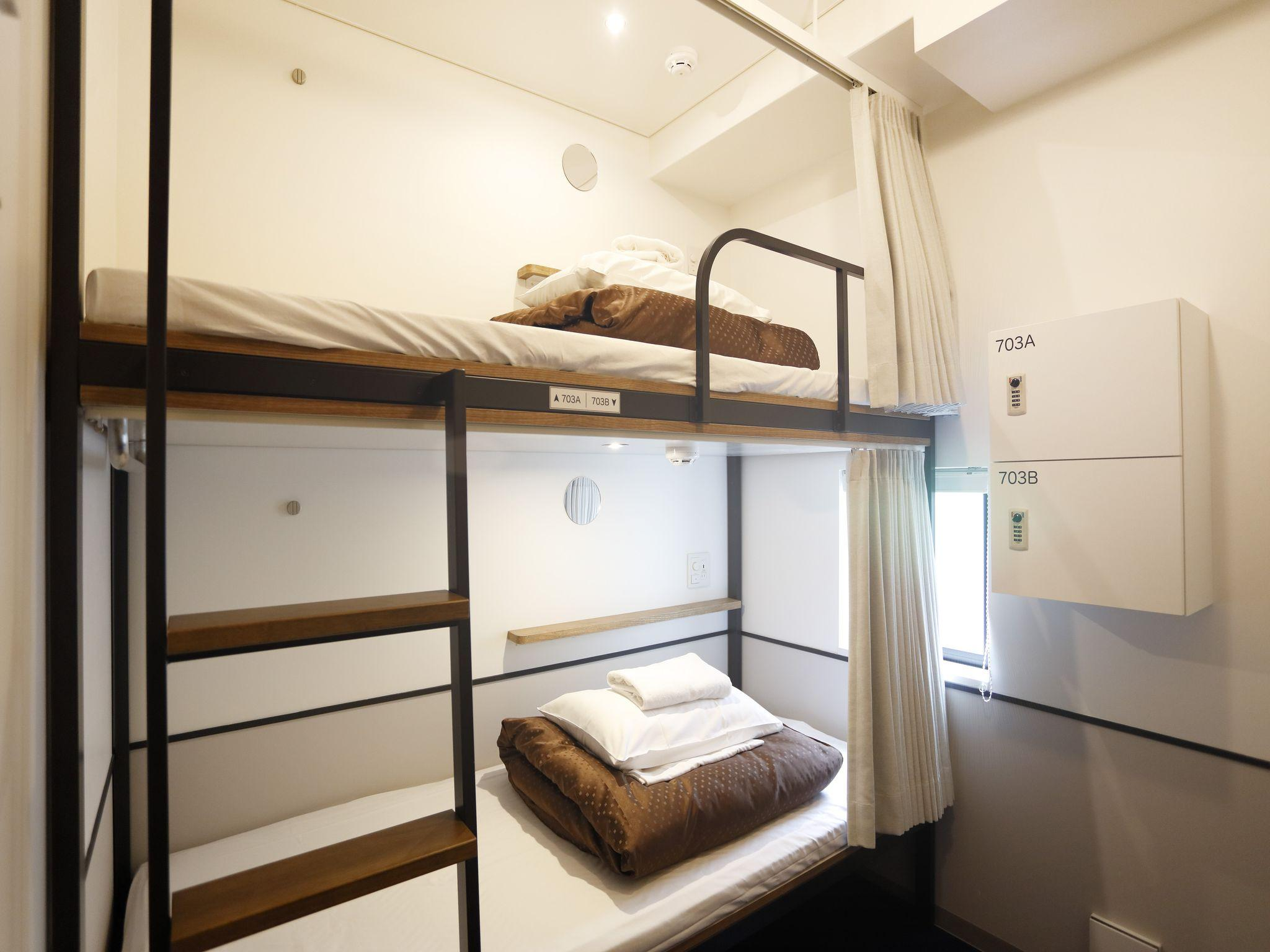 Twin rom for 2 personer - røykfritt (Twin Room for 2 People - Non-Smoking)
