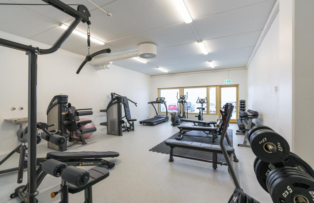Fitness center Star Arctic Hotel