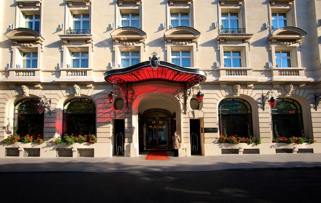 Le Royal Monceau Hotel Raffles Paris Paris Ofertas de último minuto en Le  Royal Monceau Hotel Raffles Paris Paris