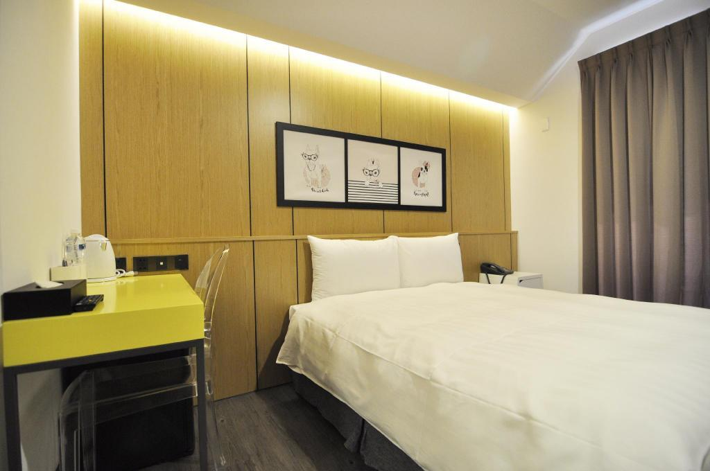 Double Room - Room plan Feng Jia 25 Hotel