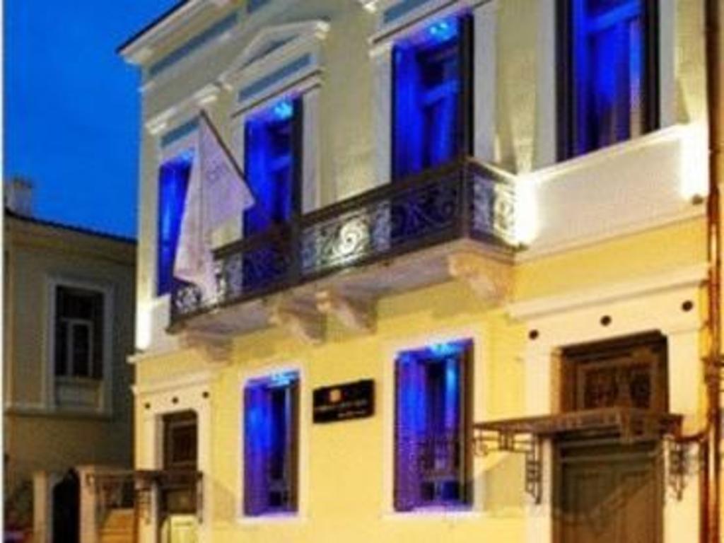 Maison Grecque Hotel Extraordinaire In Patra Room Deals Photos