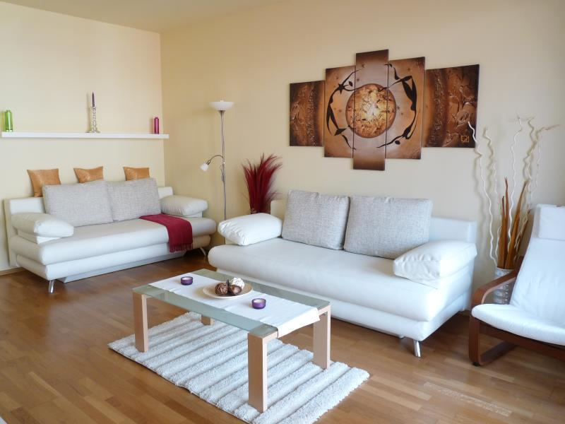 Apartmán typu deluxe (1 ložnice, 4 dospělí) (1-Bedroom Deluxe Apartment (4 Adults))