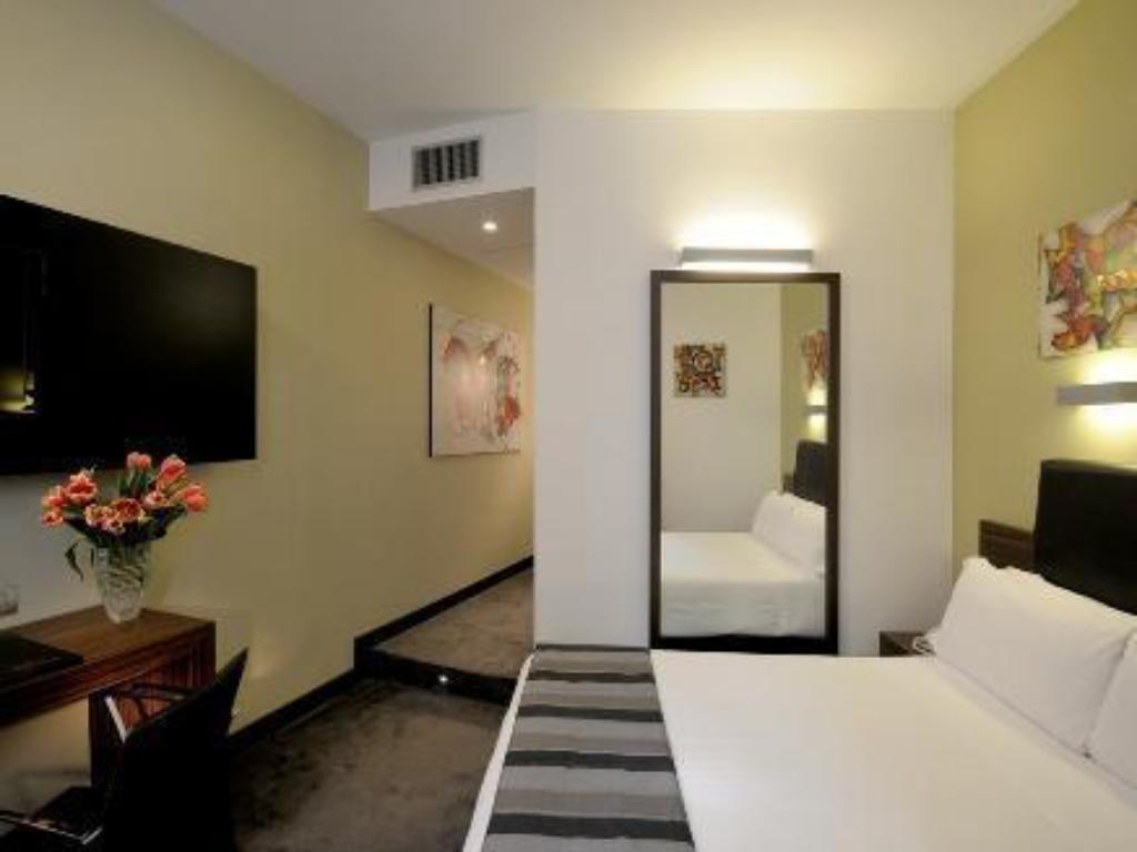 Standard Double or Twin - Bed Hotel Trevi Collection