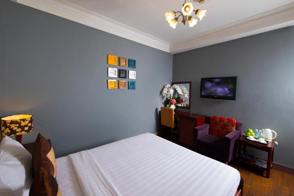 Good Vibes Central Hotel In Ho Chi Minh City Room Deals Photos Reviews