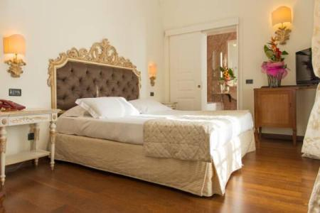 1 Bedroom Classic - Bed Grand Hotel Di Lecce