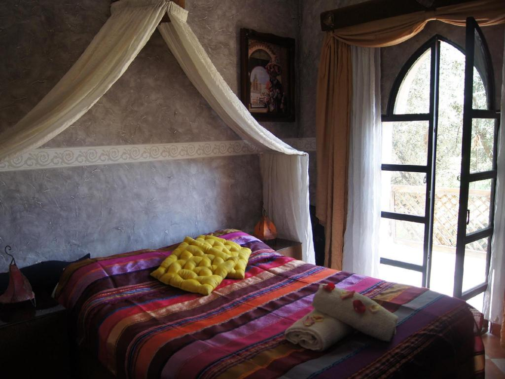 Standard Double Room Kasbah Chwiter Hotel