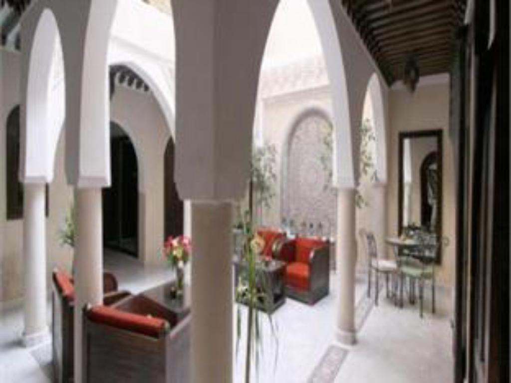 Interior view Riad Balkisse