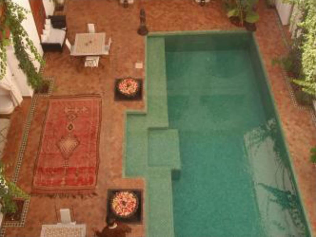 Swimming pool Riad Shama Suites And Spa